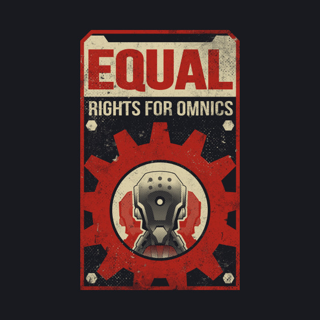 Equal rights for omnics