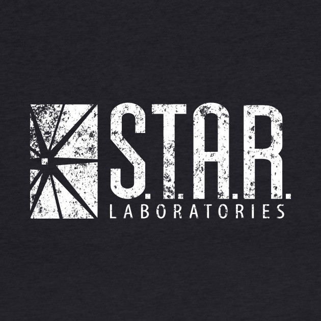 S.T.A.R.S. LABS (the flash) GROUNGE