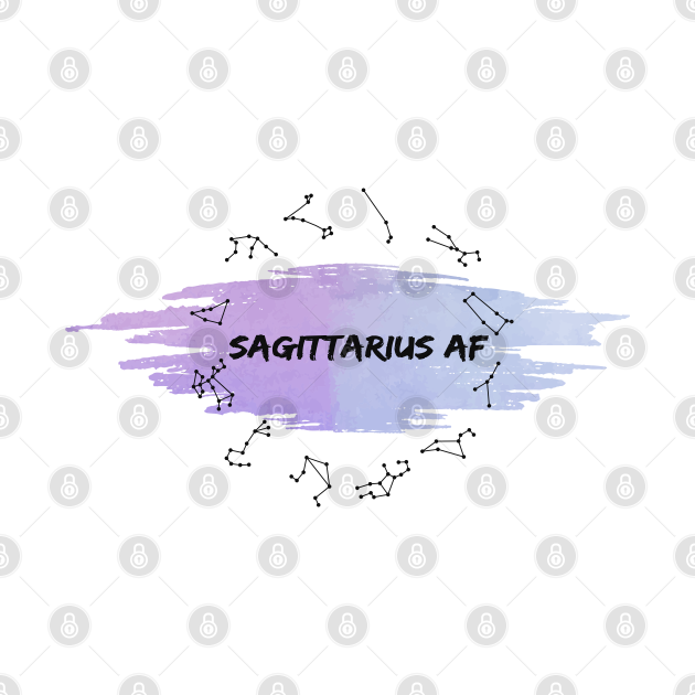 Sagittarius Af : Spiritual Birth signs