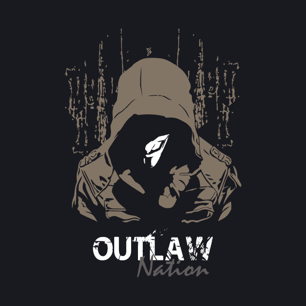 OUTLAW NATION PODCAST DESIGN