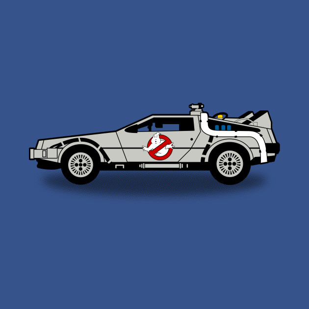 Ghostbusters to the Future!