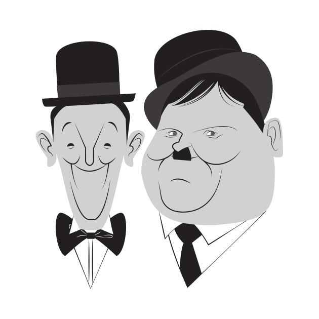 Laurel & Hardy - Funny Masters
