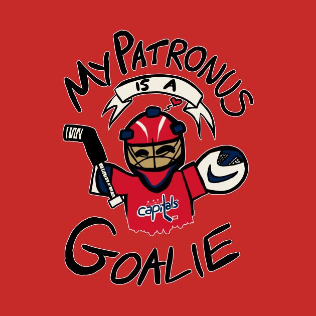 My Patronus is a Goalie (WSH Edition)