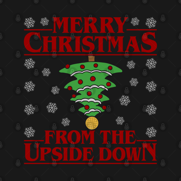 Merry Christmas from the Upside Down