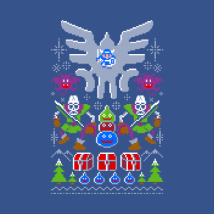 Dragon Quest Sweater t-shirts