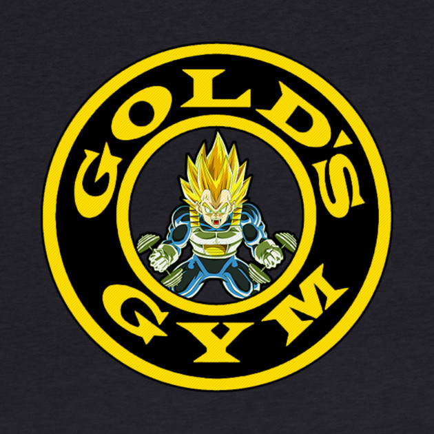 Vegeta Gold'S Gym