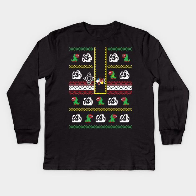 Dig Dustin Stranger Things Ugly Sweater Holiday Sweater /& Xmas Sweater Sweatshirt