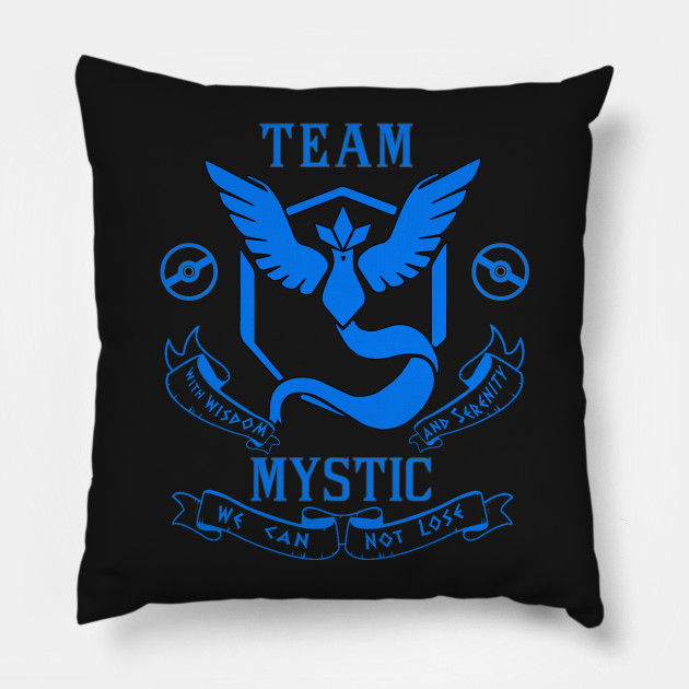 Team Mystic- Pokemon Go