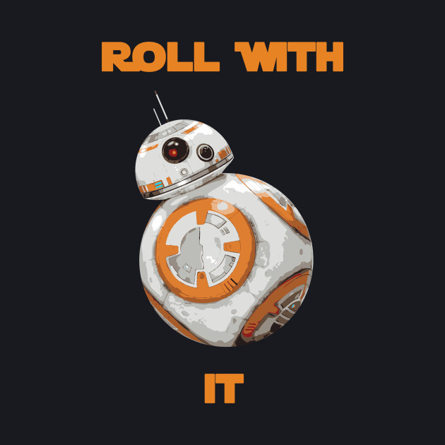 Roll with BB-8