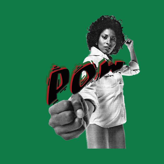 Pam Grier - POW