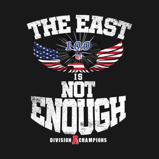 the east is not enough