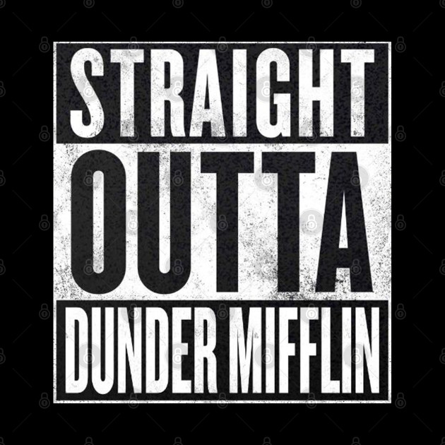 The Office - Straight Outta Dunder Mifflin