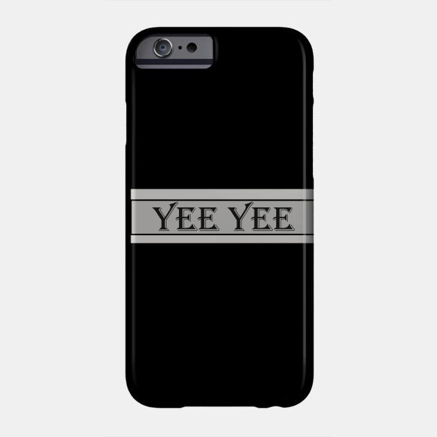 YEE YEE camo block t shirt Phone Case