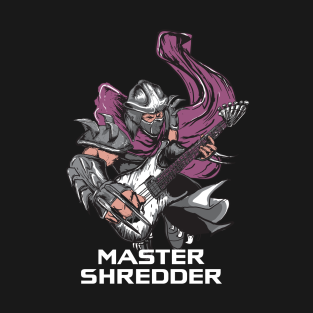 Shredder t-shirts