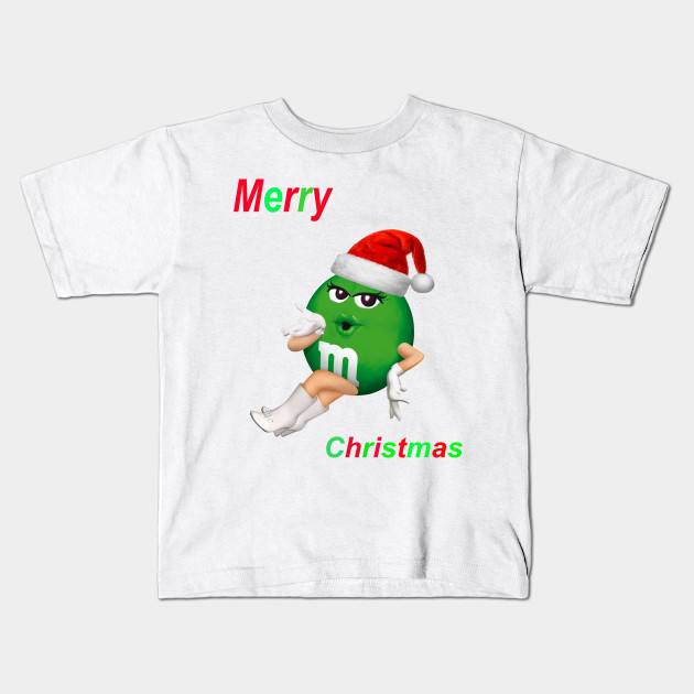 Merry Christmas - Christmas Mms - Kids T-Shirt | TeePublic