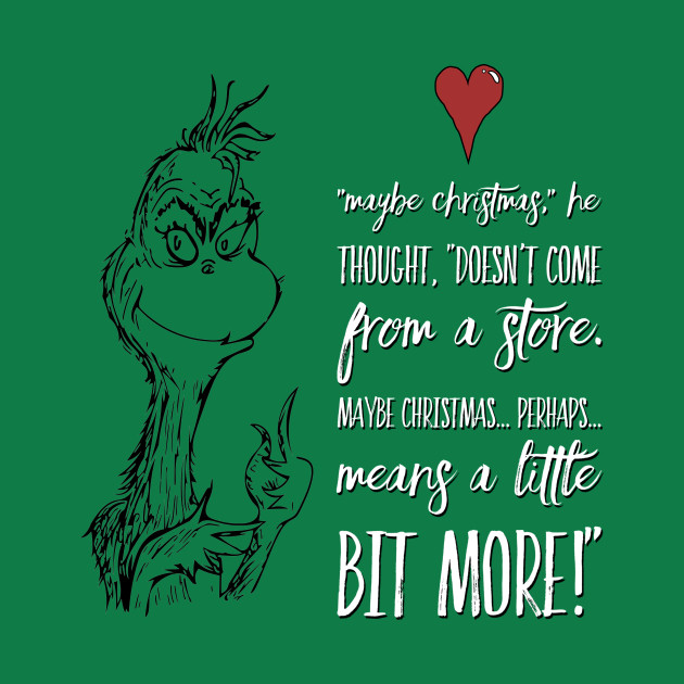 Grinchmas Grouch Quote