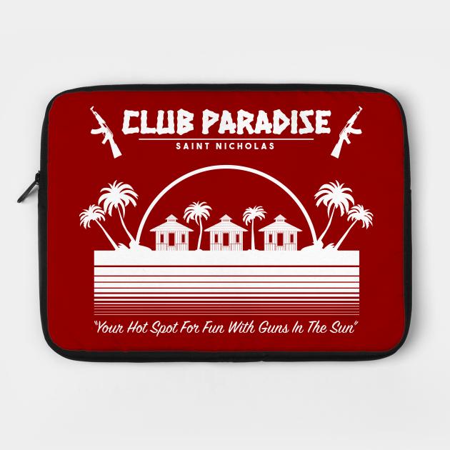 Club Paradise: Saint Nicholas (white)