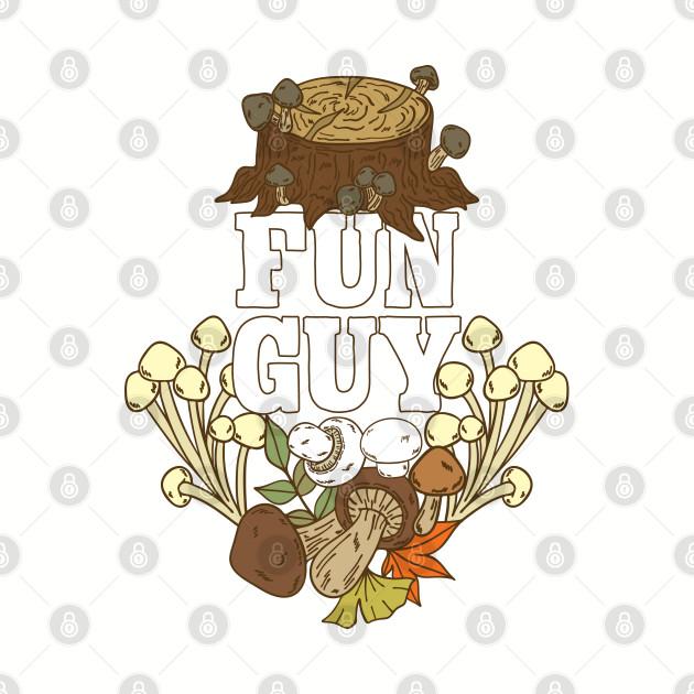 Funny Morel Mushroom Hunting Gift
