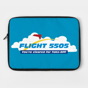 Cleared for Take Off Cases & Stickers. Phone Case. Laptop Case
