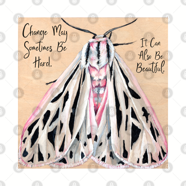 Change May Sometimes Be Hard It Can Also Be Beautiful