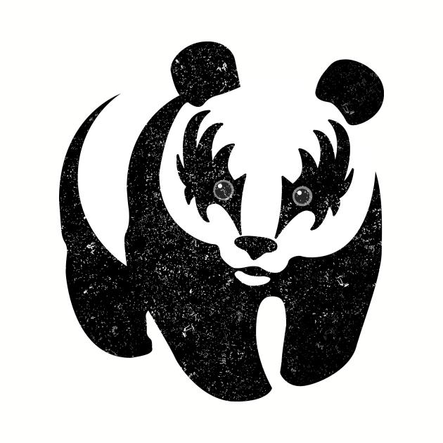 Panda Kiss