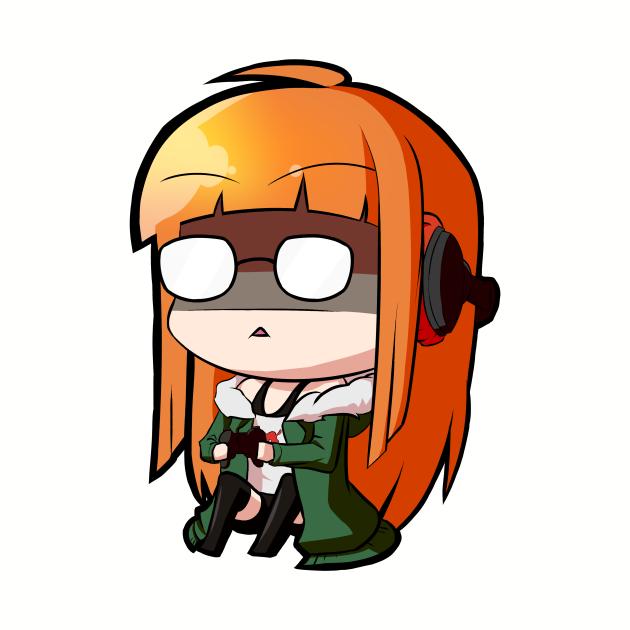 Chibi Futaba Sakura - Persona 5