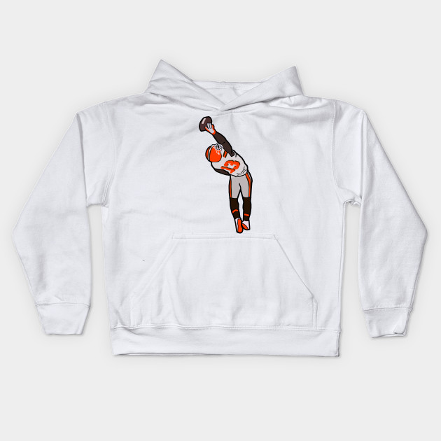 online store 8ab92 455f3 Odell Beckham Jr Catch Cleveland Browns NFL