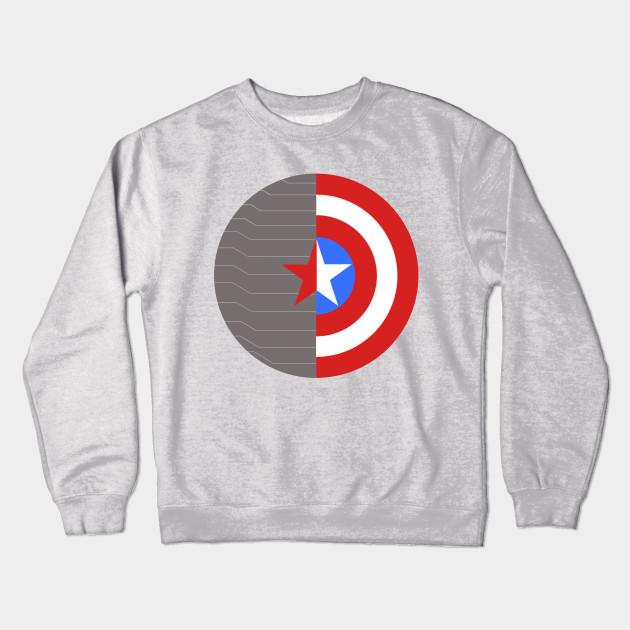 Cap shield/Winter Soldier arm