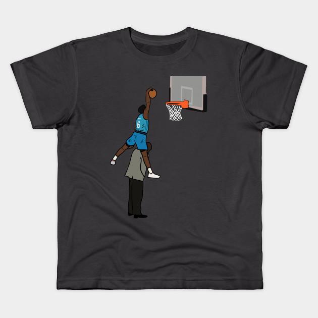 new products 295f7 71b6a Hamidou Diallo NBA 2019 Slam Dunk Contest Jump over SHAQ - Oklahoma City  Thunder
