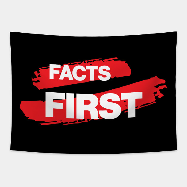 Facts First - Facts First Sweater