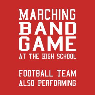 cc1a806c Marching Band T-Shirts   TeePublic