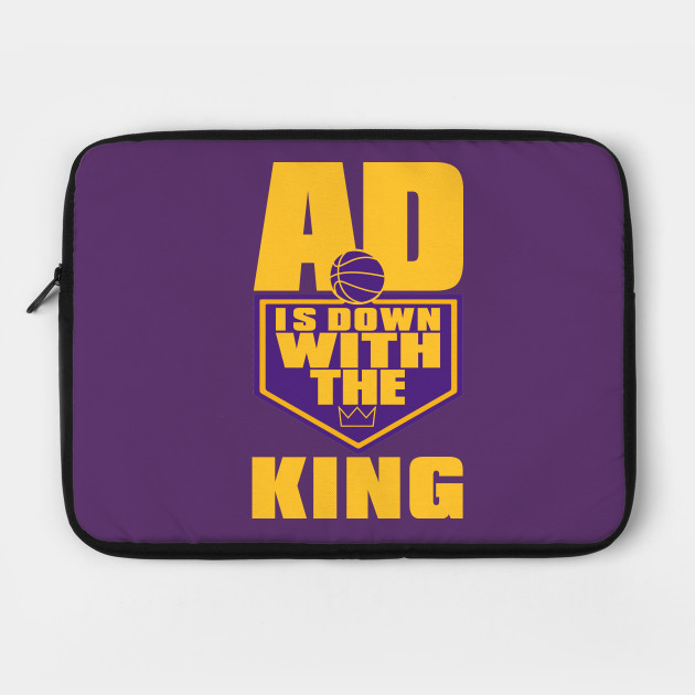 A.D. Is Down With The King