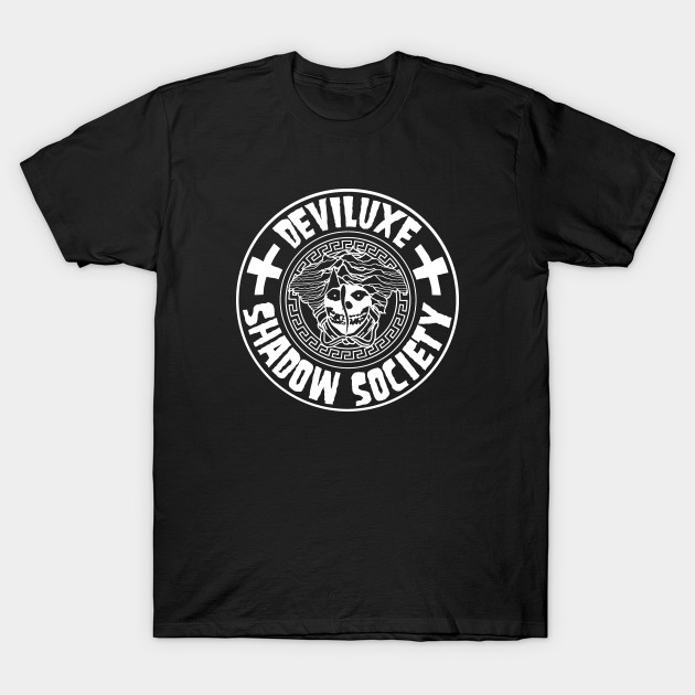 DEVILUXE SHADOW SOCIETY T-Shirt-TOZ