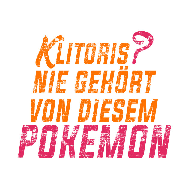 klitoris pokemon