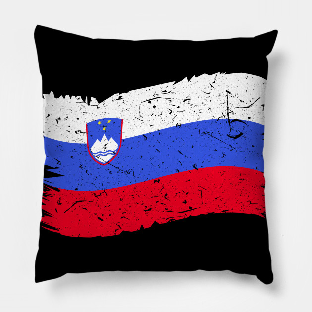 Slovenia Flag Design