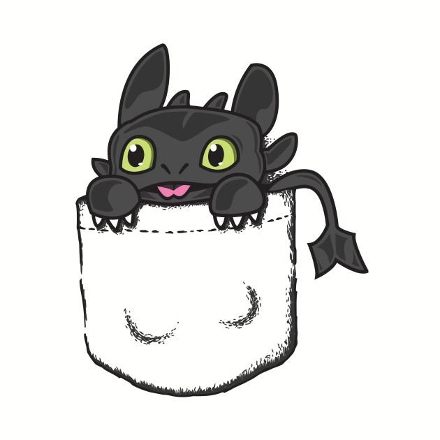 Pocket Toothless