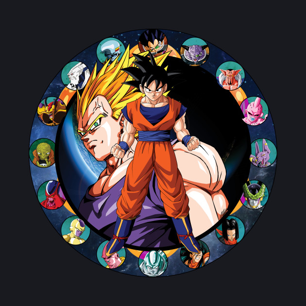 DBZ - Circle of Awesome