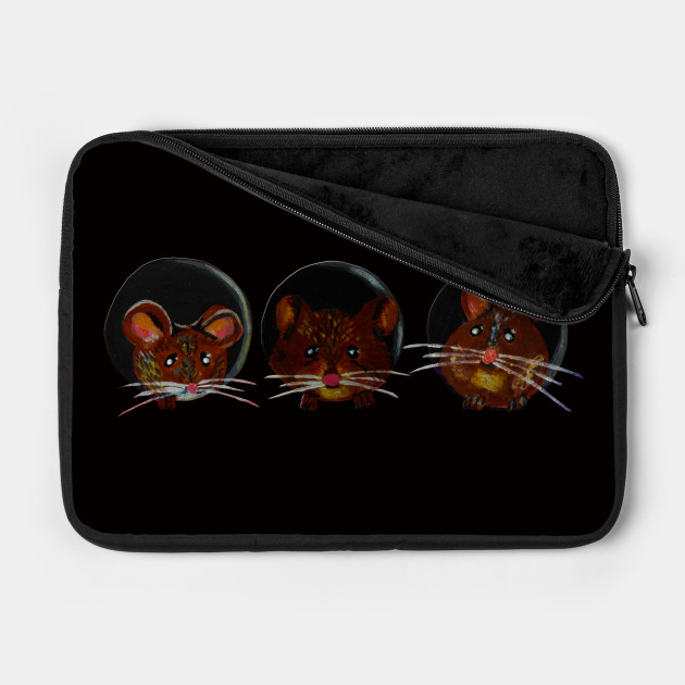 Three mouses