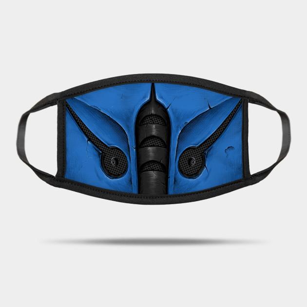 Sub Zero Face Mask Sub Zero Mask Teepublic