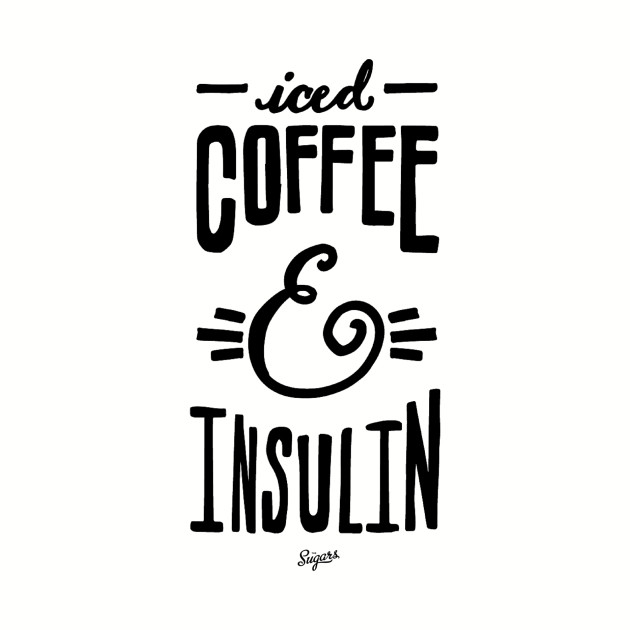 Iced Coffee & Insulin