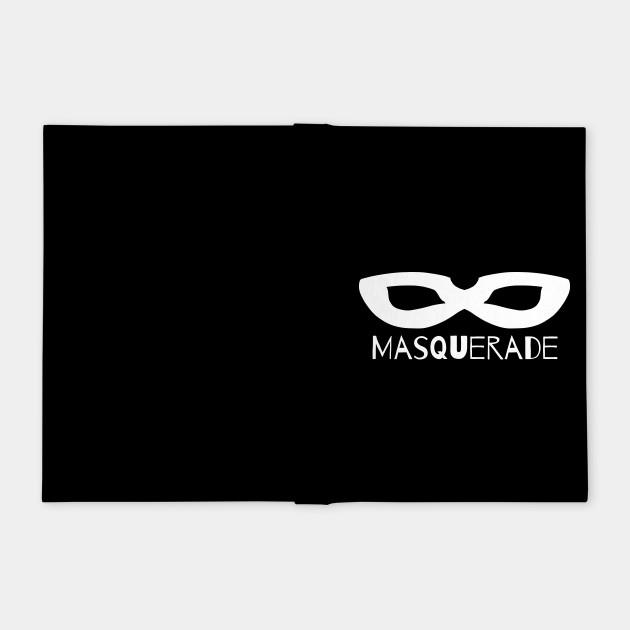 White Mask - Masquerade