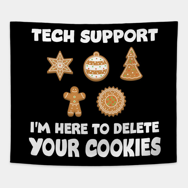 Funny Christmas Gifts For Boyfriend.Funny Christmas Tech Support Shirt Computer Programmer Gift