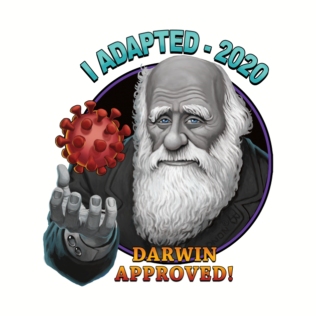 I ADAPTED- 2020 : DARWIN APPROVED