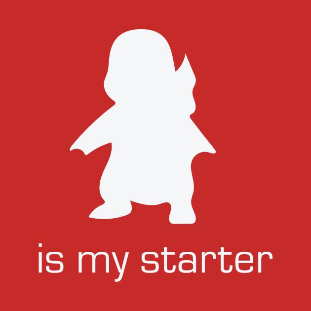 Charmander is My Starter