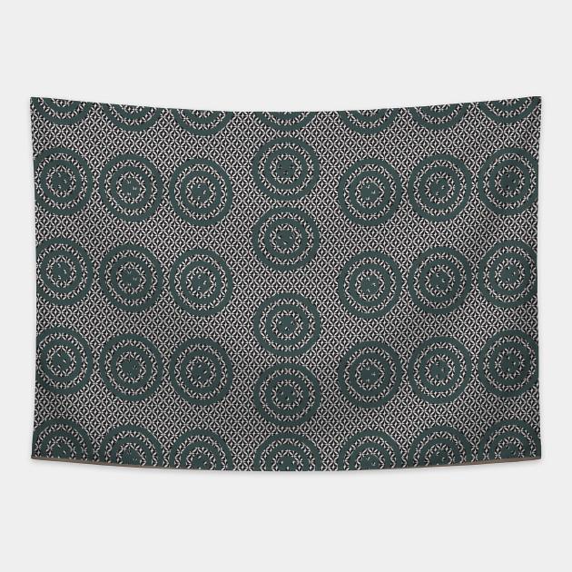 African pattern art design.