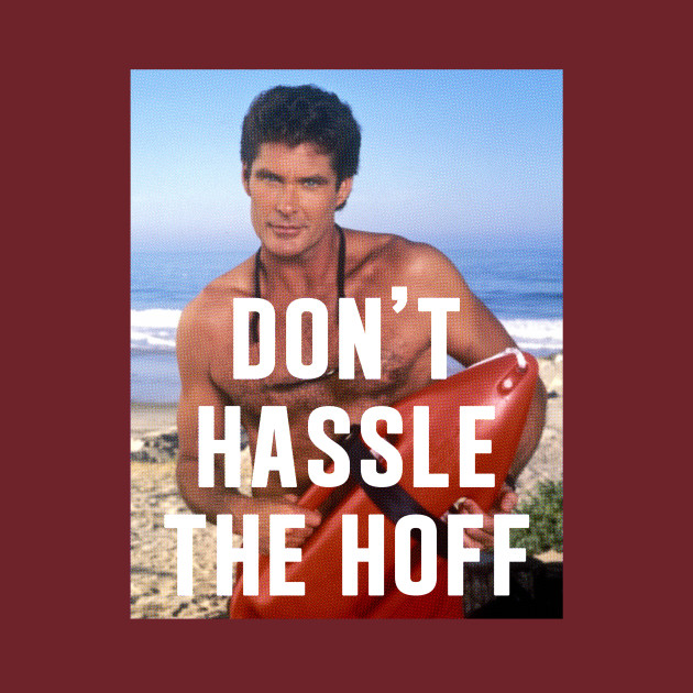 hassle the hoff
