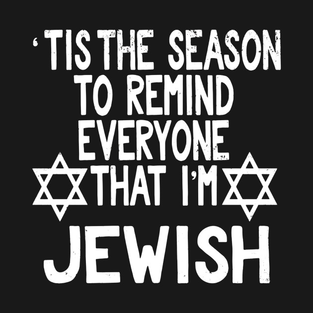 Jewish joke gifts for christmas