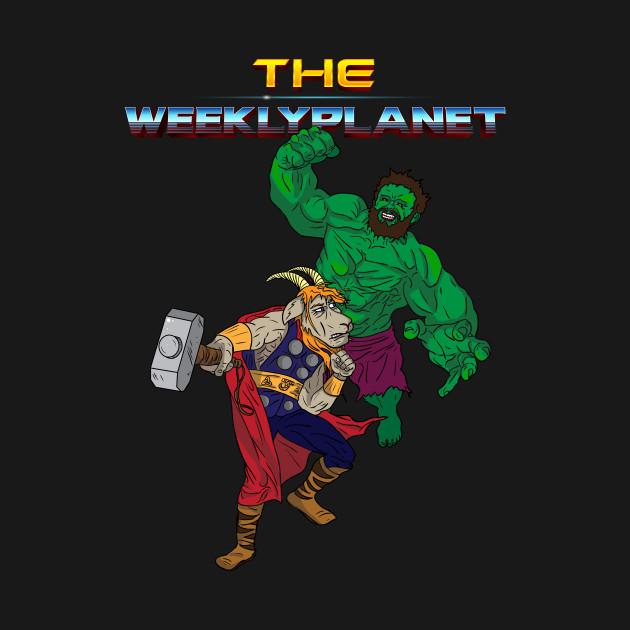 Weekly Planet: viking V monster
