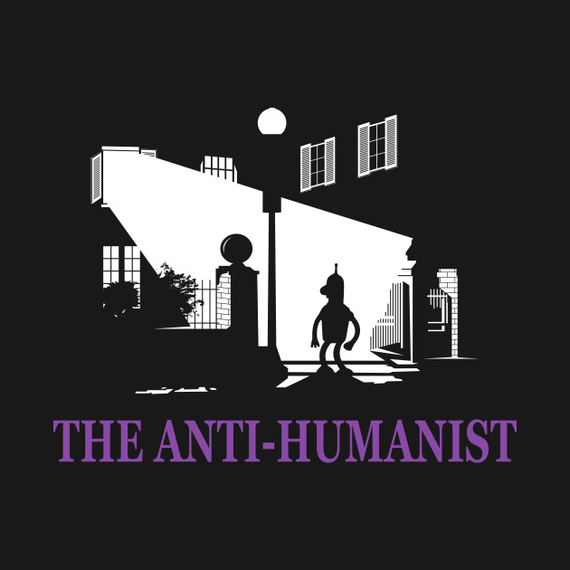 The Anti-Humanist T-Shirt