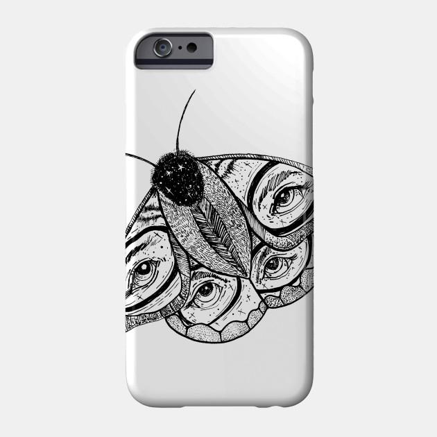Moth Universe iPhone 11 case